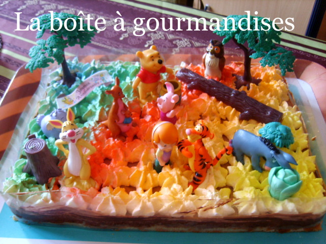 La Boite A Gourmandises Archives Du Blog Winnie L Ourson